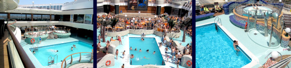 Piscine MSC Splendida