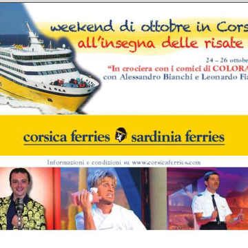 weekend corsica ferries colorado