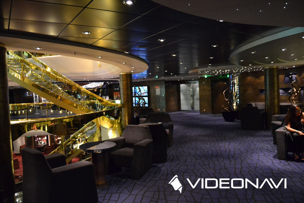 msc splendida bar