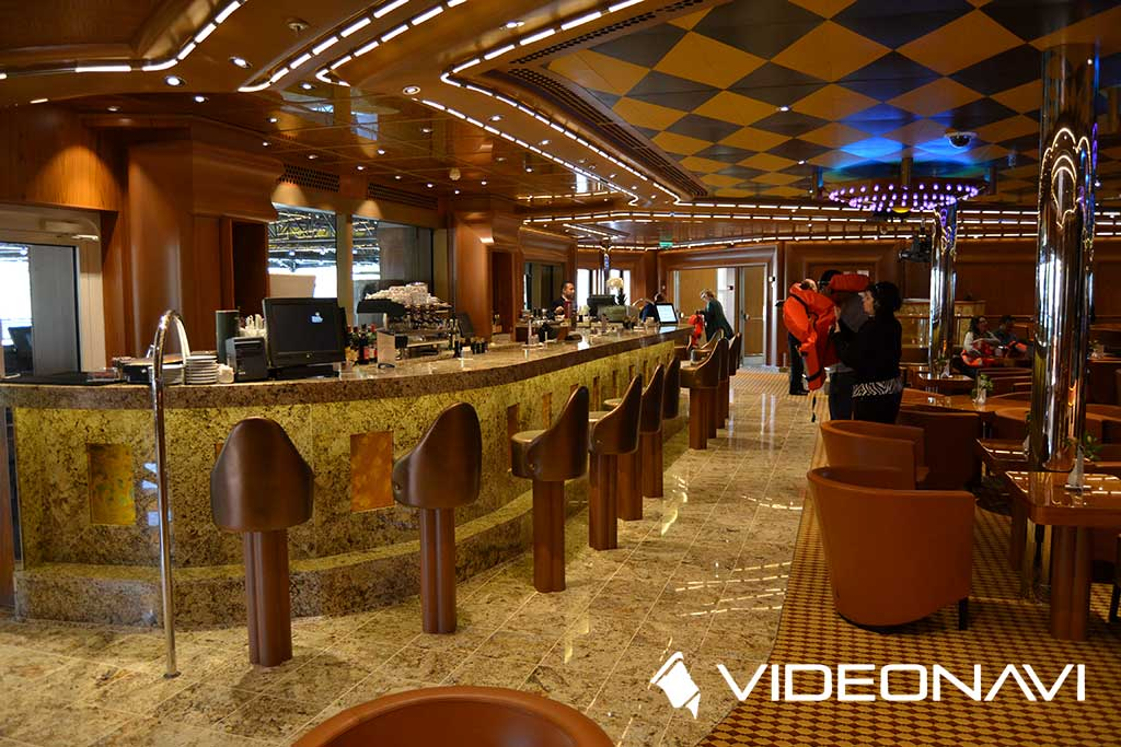 Costa Diadema lounge