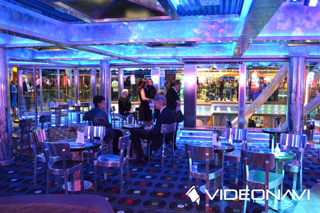 Costa Diadema bar