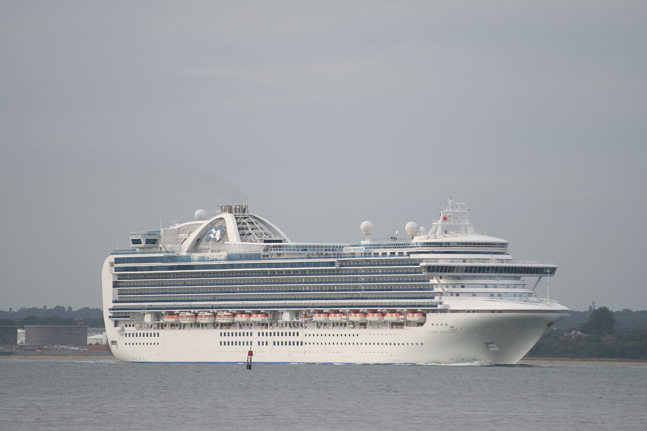 crown princess norovirus