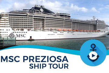 msc preziosa ship tour