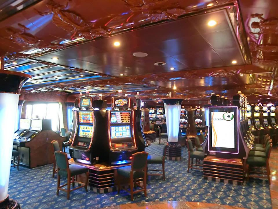 Costa Fortuna casinò