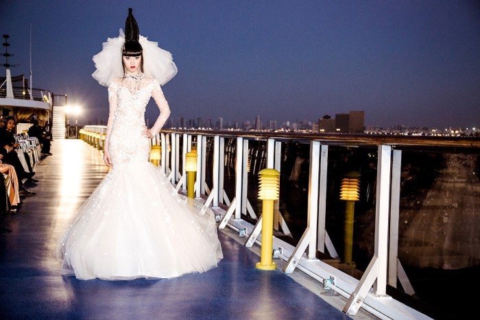 J Winter Fashion Show in Dubai by Jessica Minh Anh