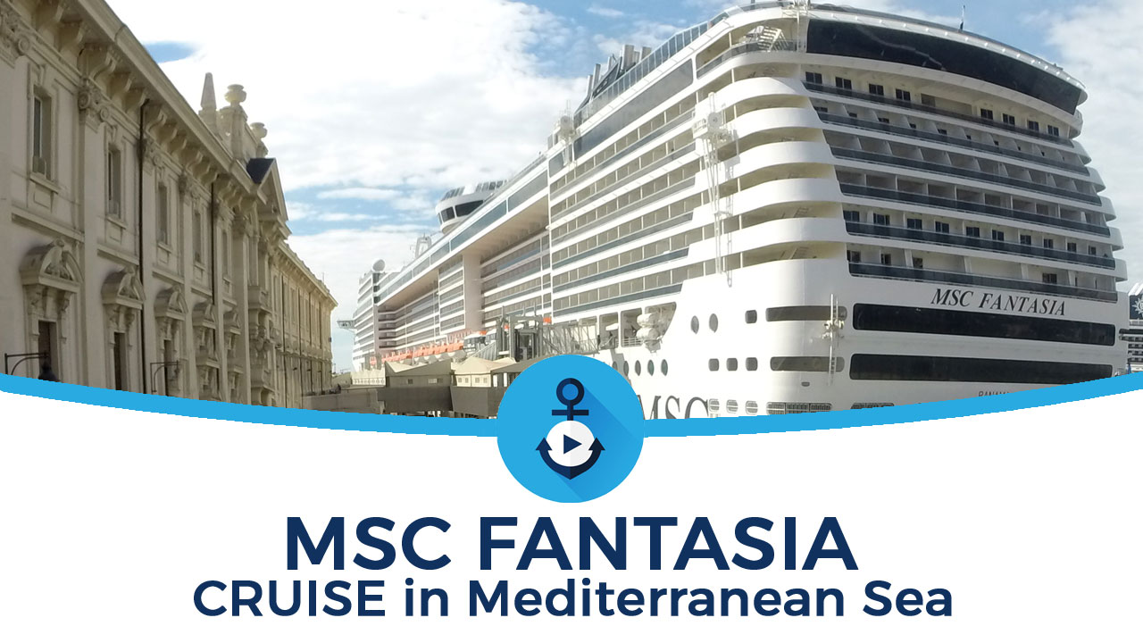 video crociera msc fantasia
