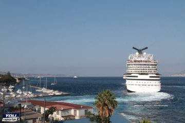 carnival vista incidente messina
