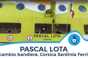 video pascal lota corsica ferries