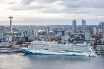 Norwegian Bliss seattle